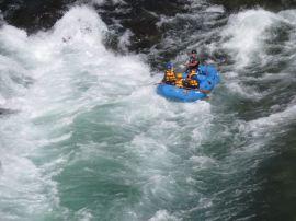 Buller River - Rafting - Nouvelle-Zélande