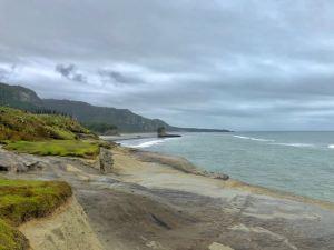 Environs de Punakaiki - Paysage de la West Coast - Nouvelle-Zélande