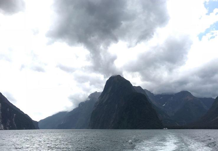 Mitre Peak - Milford Sound - Fjordland - Nouvelle-Zélande