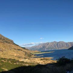 Lac Hawea - Nouvelle-Zélande