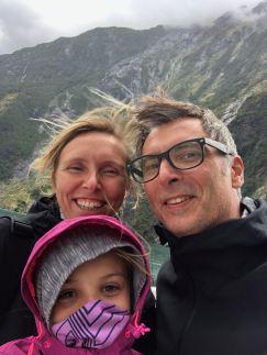 Selfie ! - Milford Sound - Fjordland - Nouvelle-Zélande