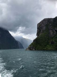 Milford Sound - Fjordland - Nouvelle-Zélande