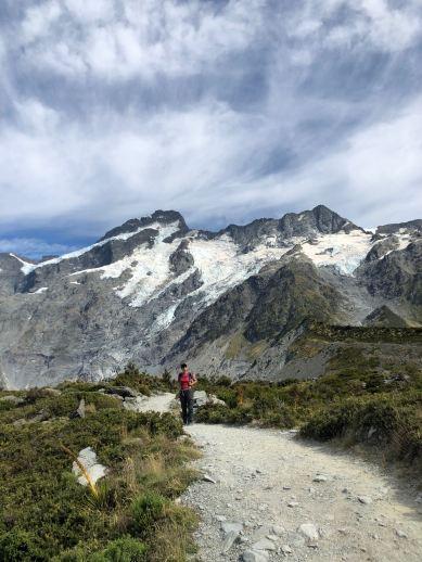Hooker Valley Track - Mont Cook - Nouvelle-Zélande