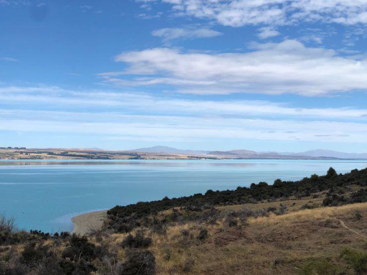 Lac Tekapo - Nouvelle-Zélande