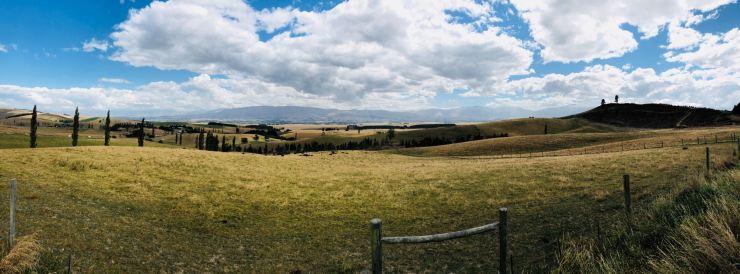 Paysage Néo-Zélandais
