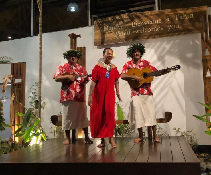 Bienvenus à Tahiti ! - Aéroport de Faa'a - Polynésie