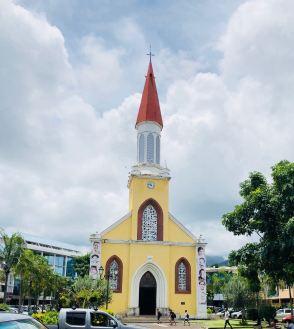 La cathédrale de Papeete - Tahiti - Polynésie