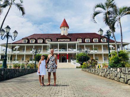 La mairie de Papeete - Tahiti - Polynésie