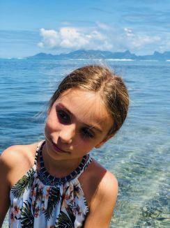 Eden face aux flots bleus - Tahiti - Polynésie