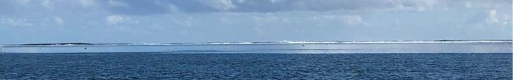 LA vague de Taehupoo (super zoomée) - Tahiti Iti - Polynésie