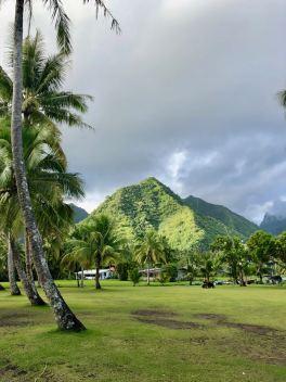 Paysage de Tahiti-Iti - Polynésie