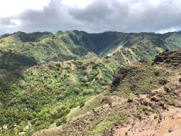 Relief marquisien - Hiva Oa - Iles Marquises - Polynésie