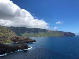Baies et Falaises - Hiva Oa - Iles Marquises - Polynésie