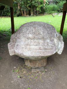 Tiki féminin d'Iipona - Hiva Oa - Iles Marquises - Polynésie