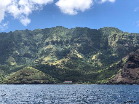 Les côtes de Tahuata - Iles Marquises - Polynésie