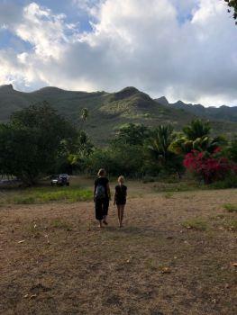 Vallée de la baie Colette - Nuku Hiva - Iles Marquises - Polynésie