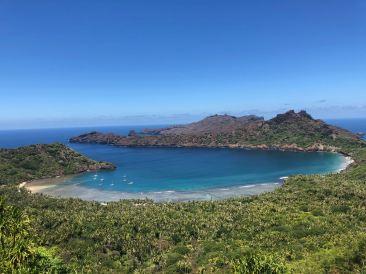 La fabuleuse baie d'Anaho - Nuku Hiva - Iles Marquises - Polynésie