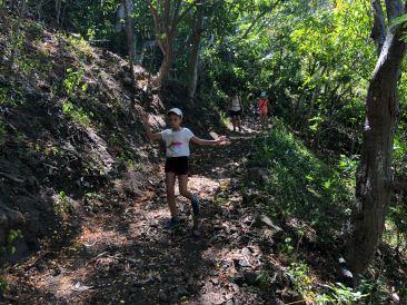 Marche vers Anaho - Nuku Hiva - Iles Marquises - Polynésie