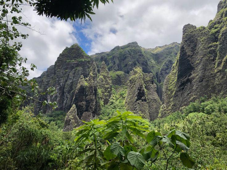 Vallée d'Hakaui - Nuku Hiva - Iles Marquises - Polynésie