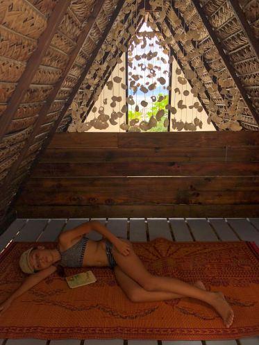 Siesta time - Lagoonarium - Moorea - Polynésie