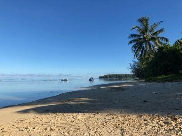 Plage de rêve - Moorea - Polynésie