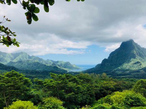 Moorea côté terre - Polynésie