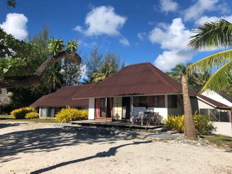 Chez Flora, au Tifaifai et Café - Huahine - Polynésie