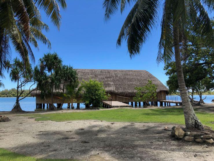 Fare Potee - Huahine - Polynésie