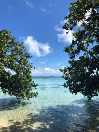 Autour du Motu Ofetaro - Raiatea - Polynésie