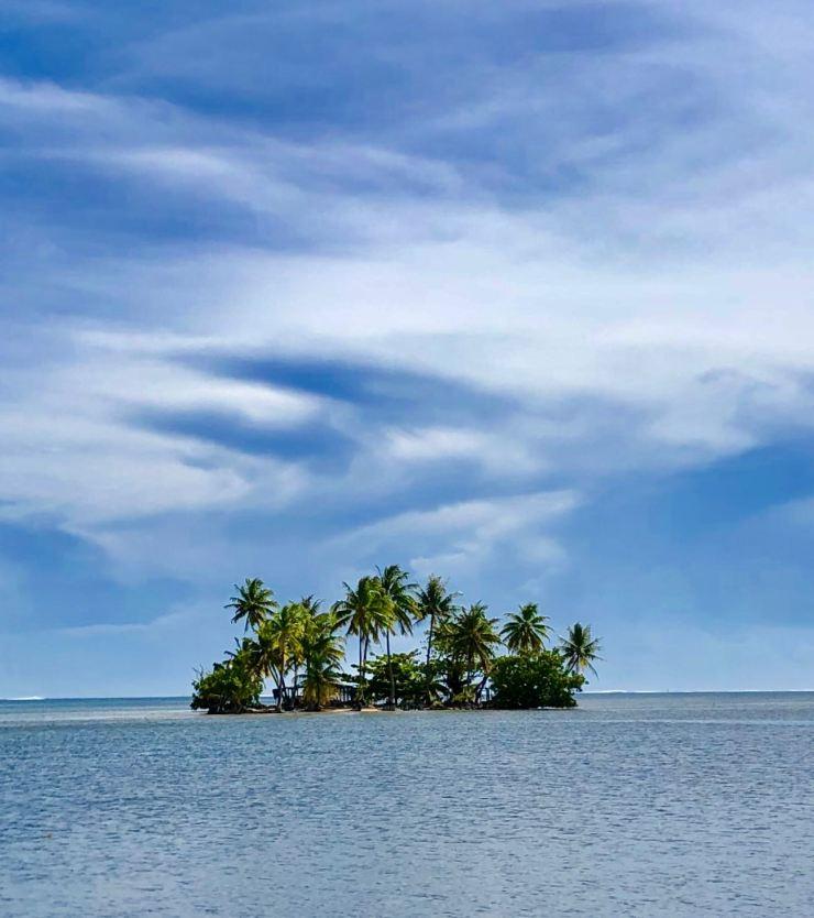 Petit Motu - Raiatea - Polynésie