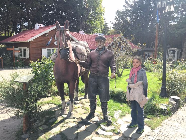 Le Perito Moreno, c'était lui - A El Calafate - Argentine