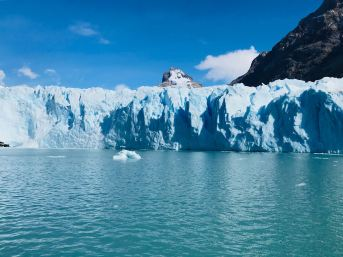 """Glacier Spegazzini - Parc National """"Los Glaciares"""" - Argentine"""