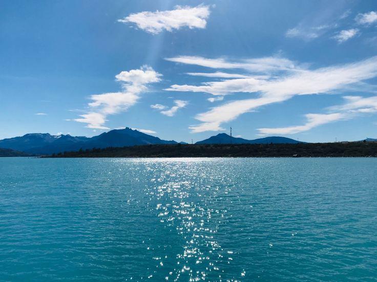 "Lago Argentino - Parc National ""Los Glaciares"" - Argentine"