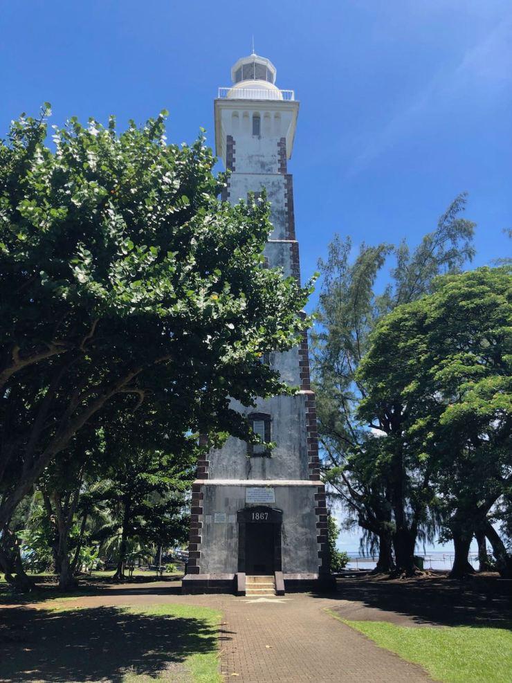 Le phare de Tahiti - Polynésie