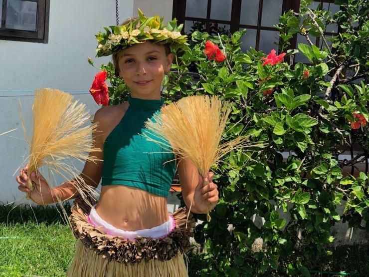 Eden en Tahitienne - Polynésie