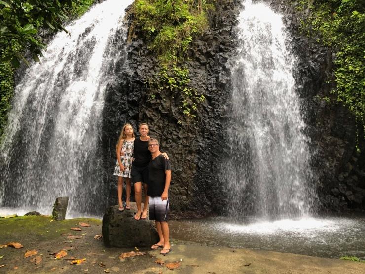 Photo de famille - Tahiti - Polynésie