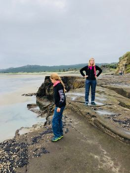Muriwai Beach - Nouvelle-Zélande