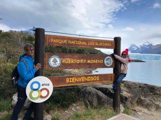 """80 ans, le parc national ! - Perito Moreno - Parc National """"Los Glaciares"""" - Argentine"""