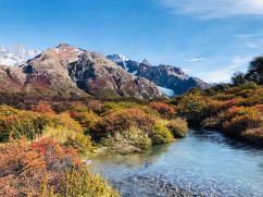 Couleurs d'automne - treck du Fitz Roy - El Chaltén - Argentine