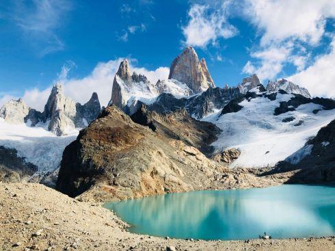 La laguna de los tres et le Fitz Roy - Patagonie - Argentine