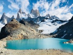 Laguna de los tres et Fitz Roy - Patagonie - Argentine
