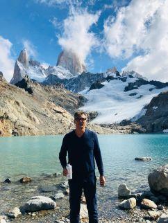 Eau certifiée pure - Laguna de los tres et Fitz Roy - Patagonie - Argentine