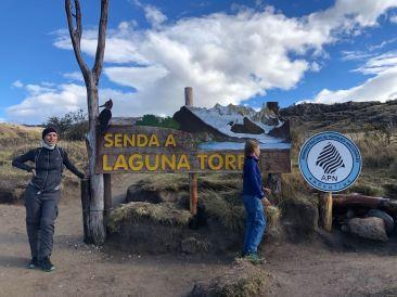Bon tant pis, cette marche-là, on n'en fera qu'un bout - Patagonie - Argentine