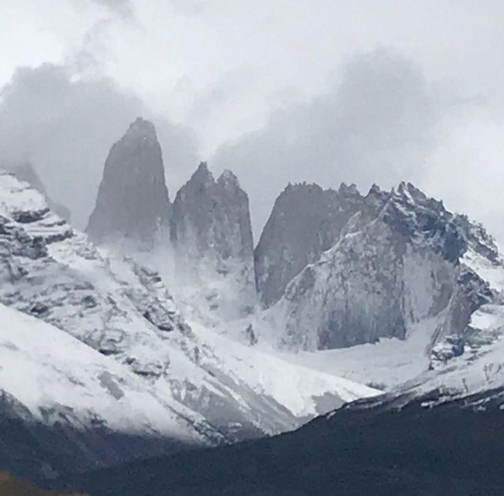 Las Torres del Paine - Patagonie - Chili