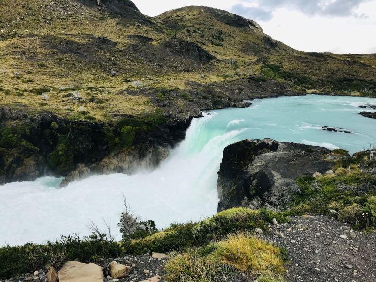El Salto Grande - Torres del Paine - Patagonie - Chili