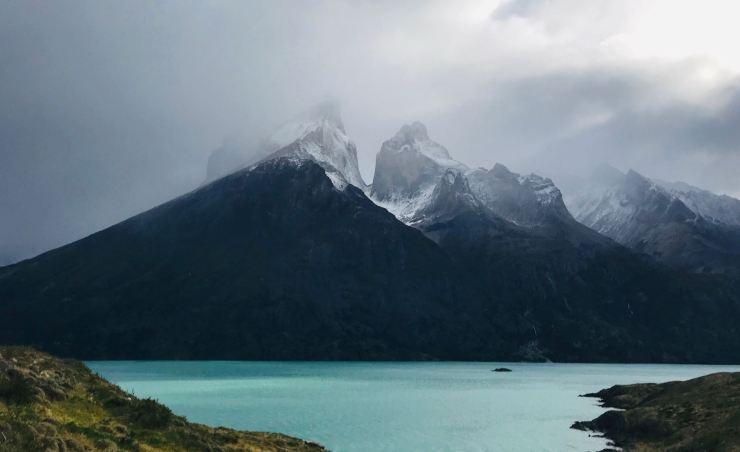 El Cuerno et le lago Nordenskjöld - Torres del Paine - Patagonie - Chili