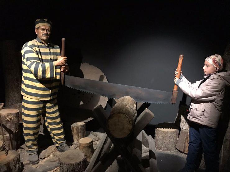 Bagnards - Museo de Historia Fueguina - Ushuaïa - Terre de Feu - Argentine