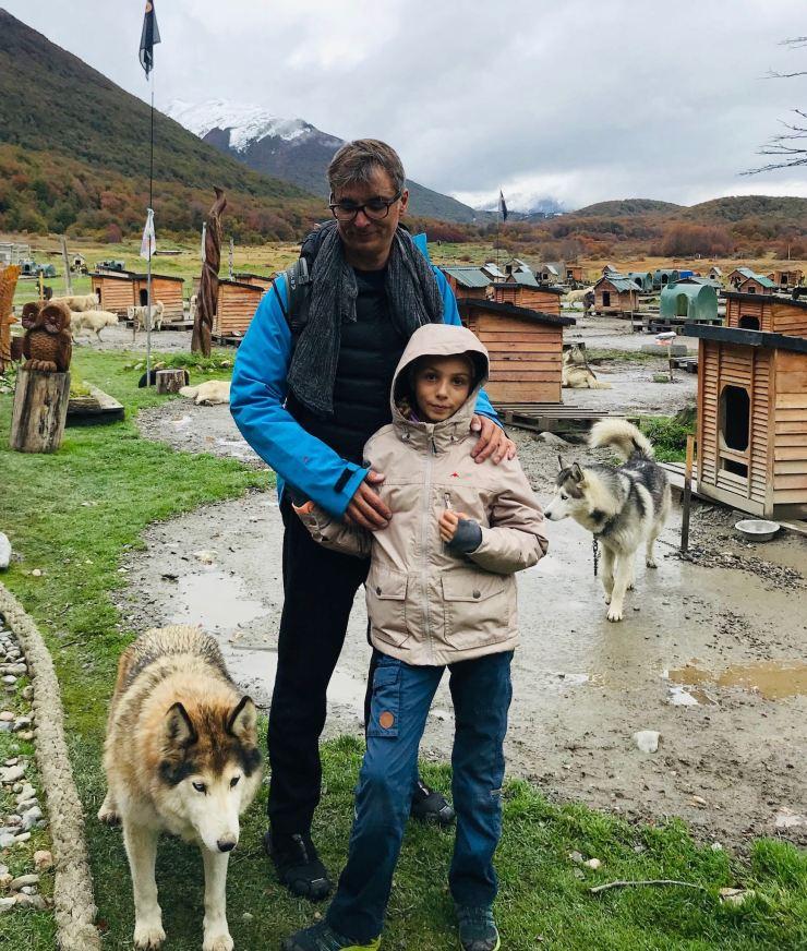 Elevage Siberianos de Fuego - Terre de Feu - Argentine