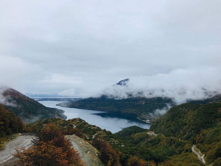 Lago Escondido - Ruta 3 - Terre de Feu - Argentine