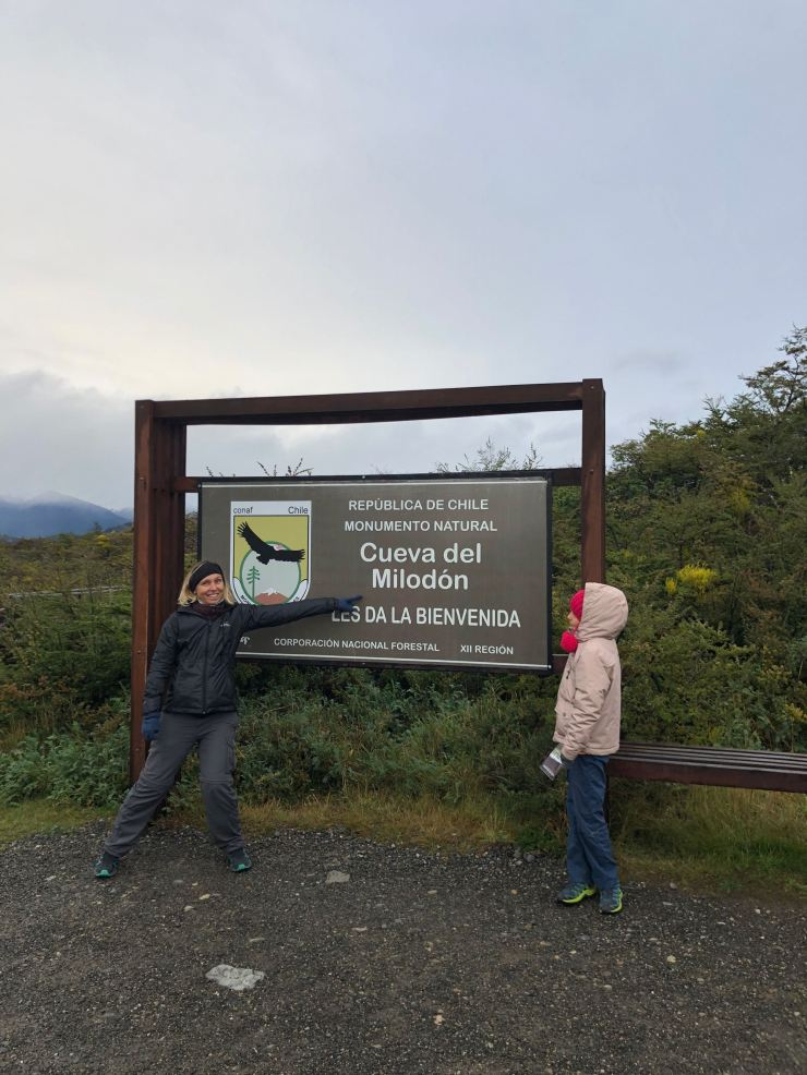 Cueva del Milodon - Puerto Natales - Patagonie - Chili